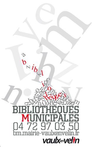 Réseau de la lecture publique de Vaulx-en-Velin