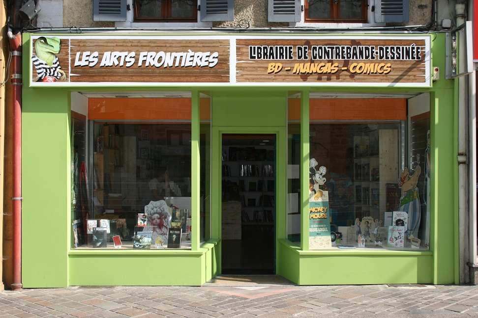 Les Arts Frontières Bellegarde